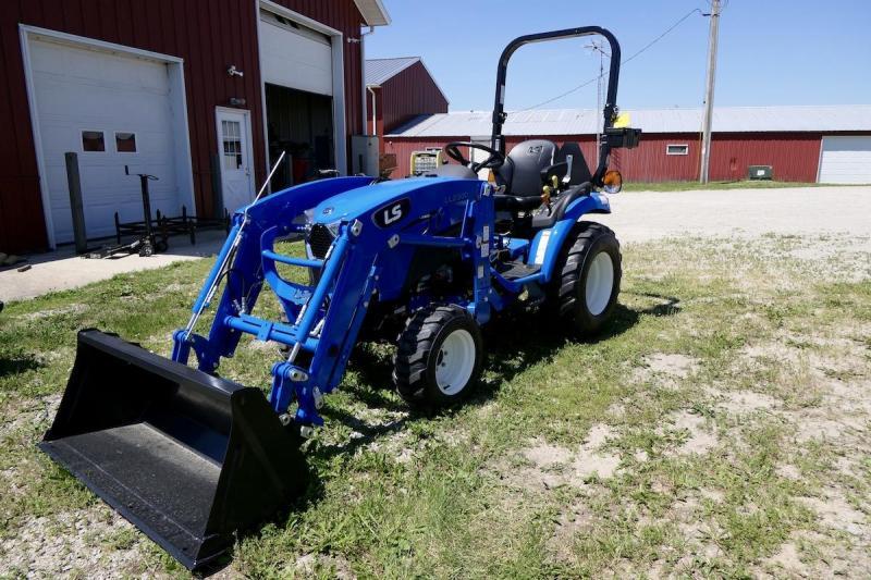 2020 LS Tractors MT225SH Compact w/ Loader