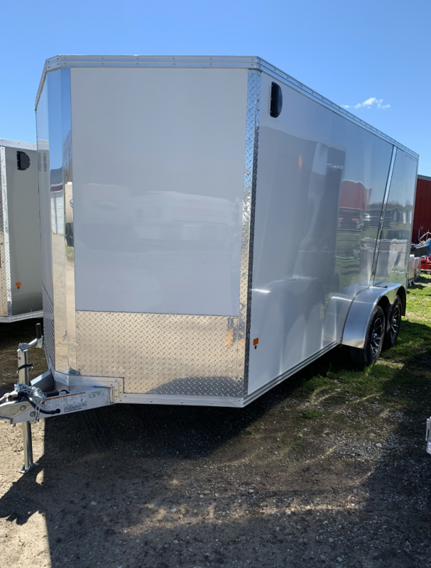 """2019 CargoPro Stealth 7'x16'x78"""" Wedge Enclosed Cargo Trailer"""