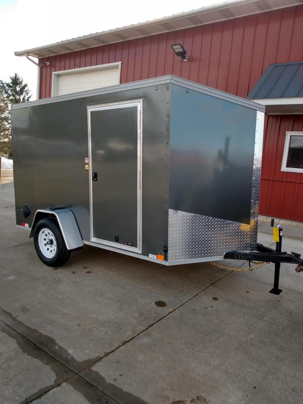 2021 United XLV Enclosed Cargo Trailer