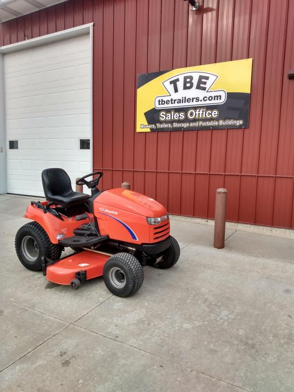 2000 USED Simplicity 2WD Legacy Lawn Mower