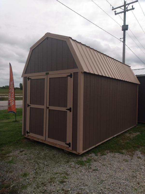 2020 Premier Lofted Barn 8'x16'