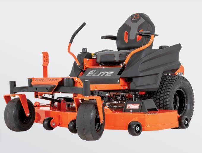 2021 Bad Boy ZT Elite Lawn Mower