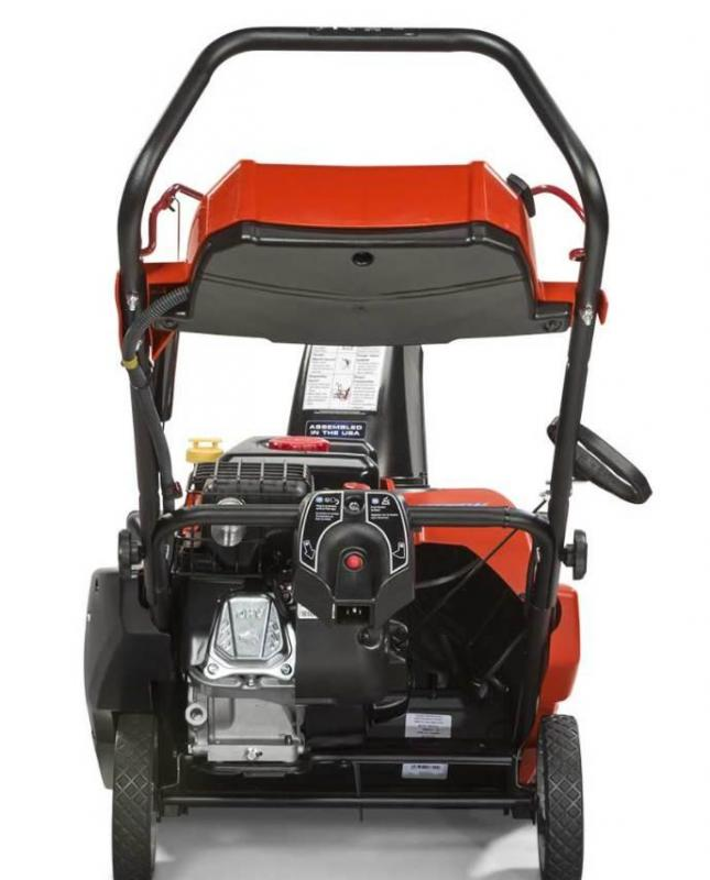 Simplicity Snowblower  - Single Stage 1022EE