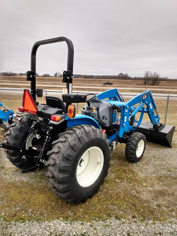 2020 LS Tractor MT240HE Compact w/Ldr HST