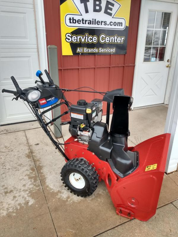 USED Toro 826 OXE Power Max Snow Blower/Snow Thrower