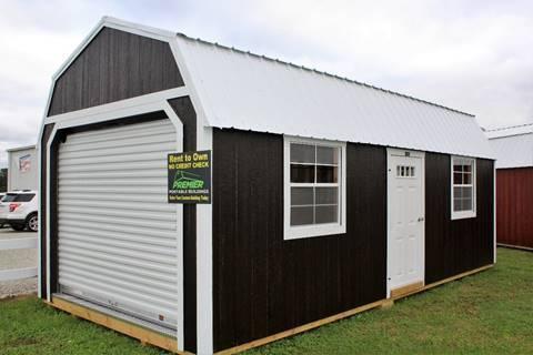 Premier Lofted Garage
