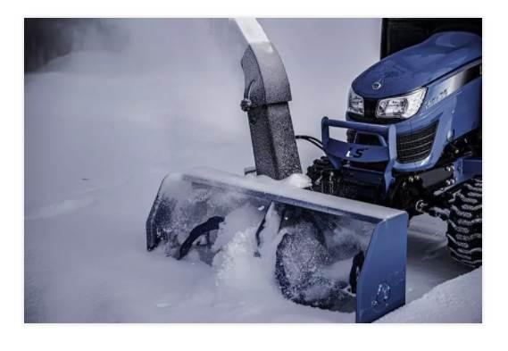 2021 LS Tractor LW3168 Snow Blower