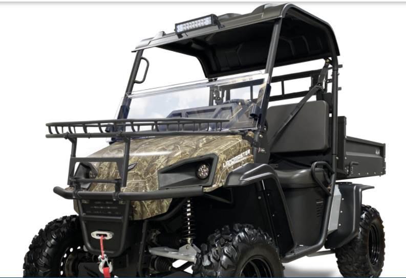 COMING SOON 2021 American LandMaster L5W Untamed W/Steel Box