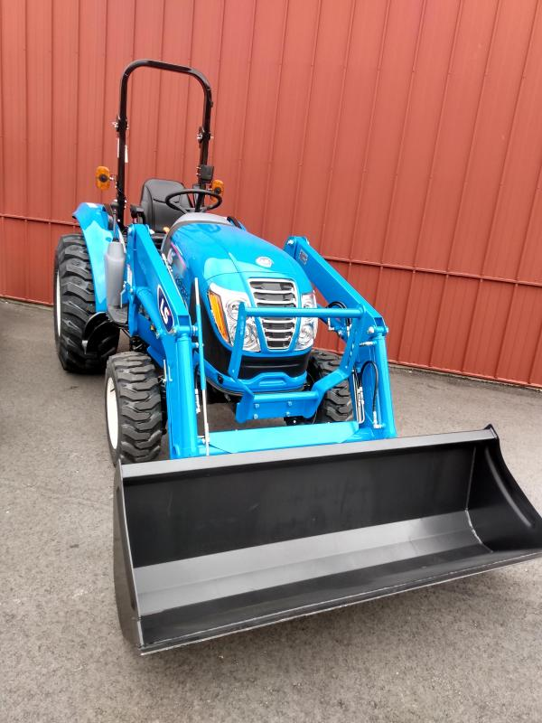 2021 LS Tractor XR3135H