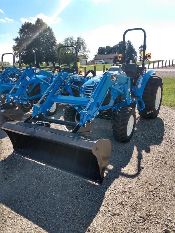 2021 LS Tractor MT355H DEMO