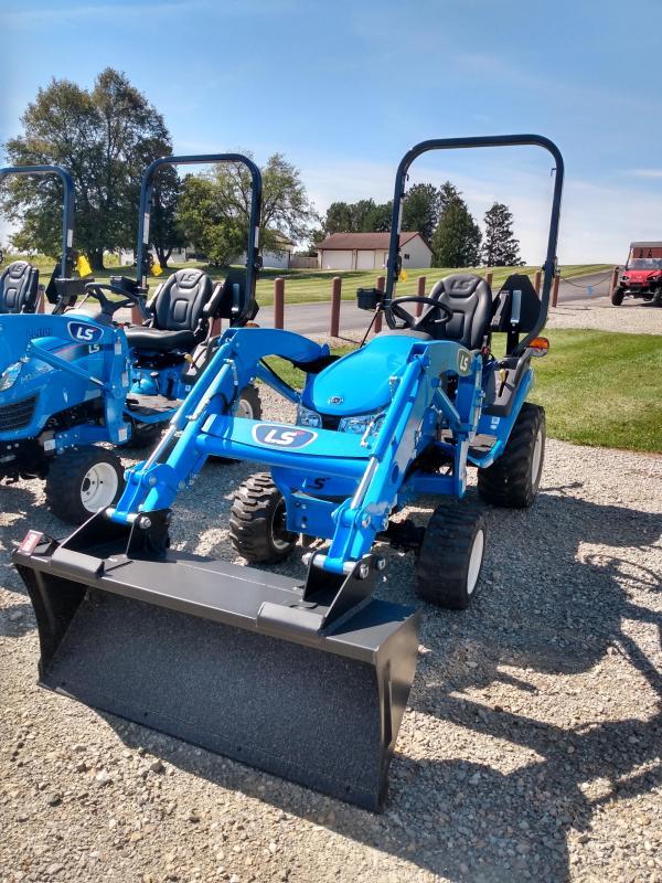 2021 LS Tractor MT125