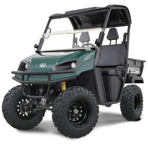 2020 American Landmaster 550 4x4 Steel Dump w/ Seat and Carb