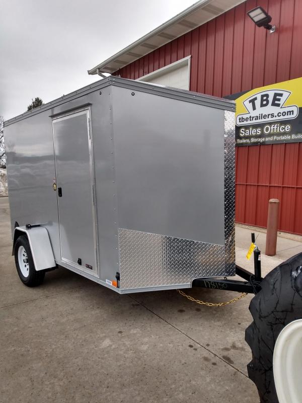 "2021 United Trailers XLV 6' x 10' x 72"" Enclosed Cargo Trailer"