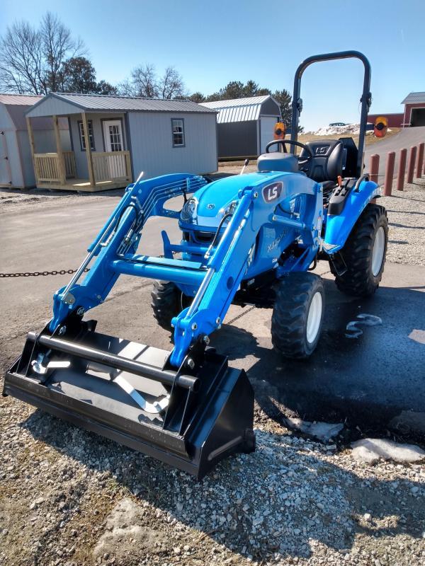 2020 LS Tractors XJ2025H Compact w/ Loader