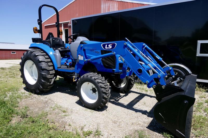 2020 LS Tractors MT350H Tractor w/ Loader