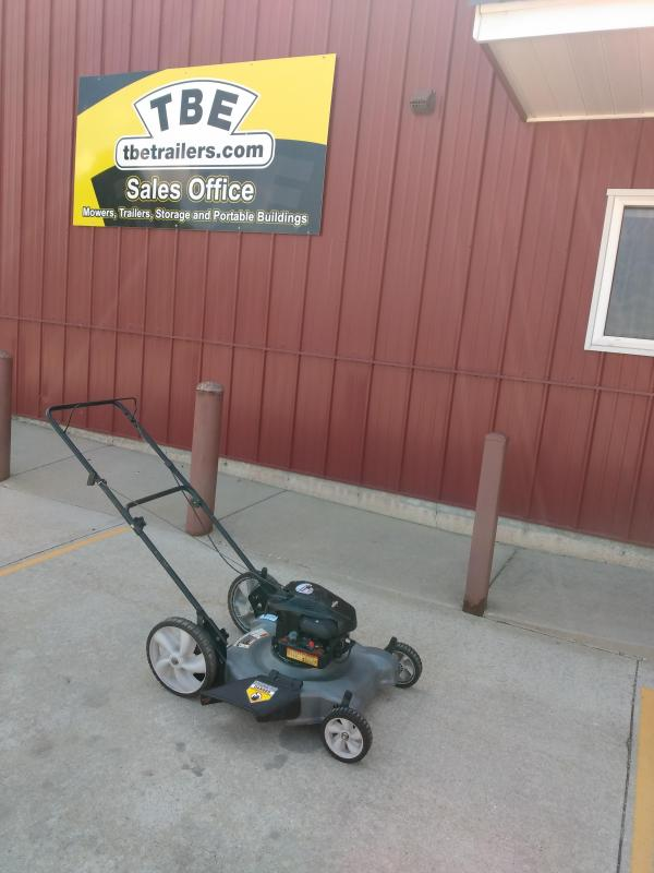 2010 USED Craftsman Push Lawn Mower
