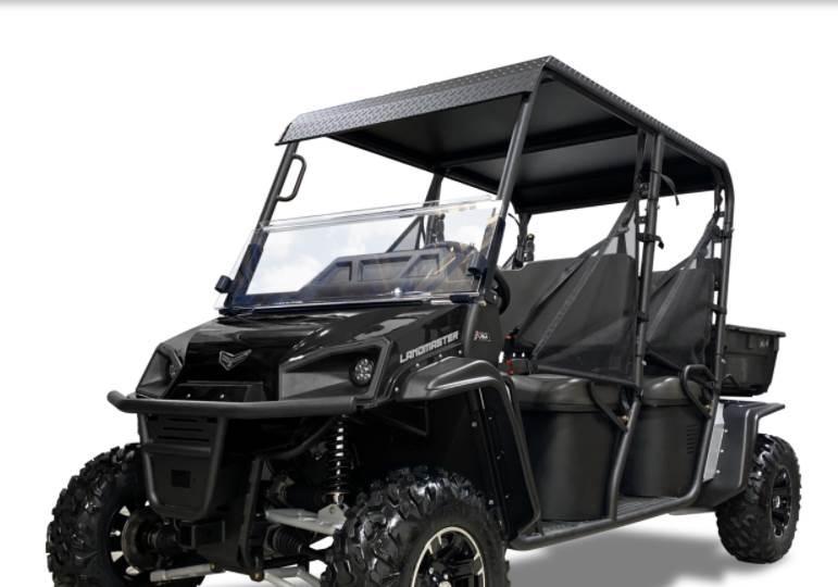 COMING SOON 2021 American LandMaster L7X Sport W/Poly Box