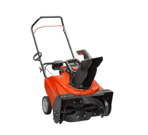 Simplicity Snowblower  - Single Stage 1022E