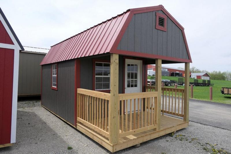 2018 Lofted Barn Cabin