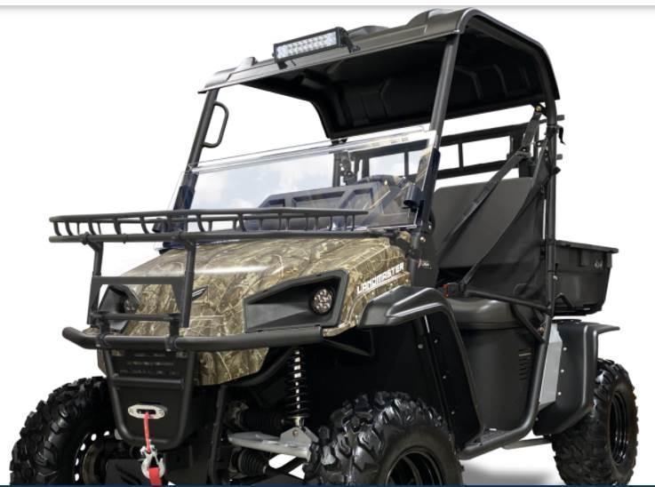COMING SOON 2021 American LandMaster L7 Untamed W/Steel Box