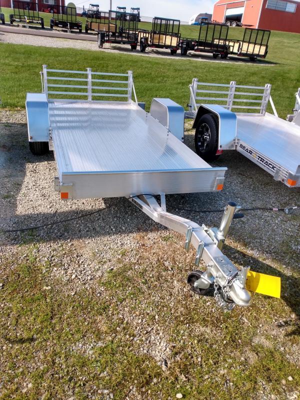 2021 Bear Track Aluminum BT Utility Trailer
