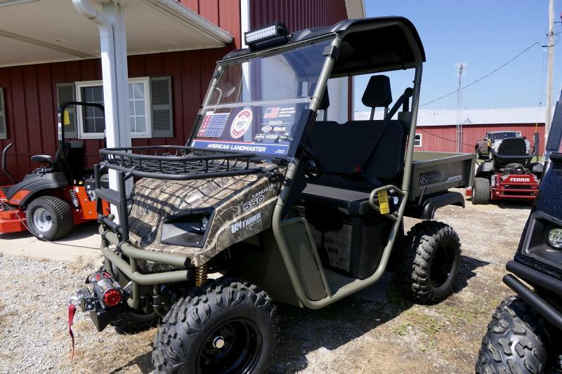2020 American Landmaster 550 4x4 Untamed