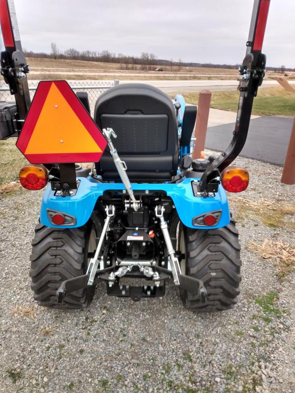 2020 LS Tractor MT125 Sub-Compact w/Ldr HST