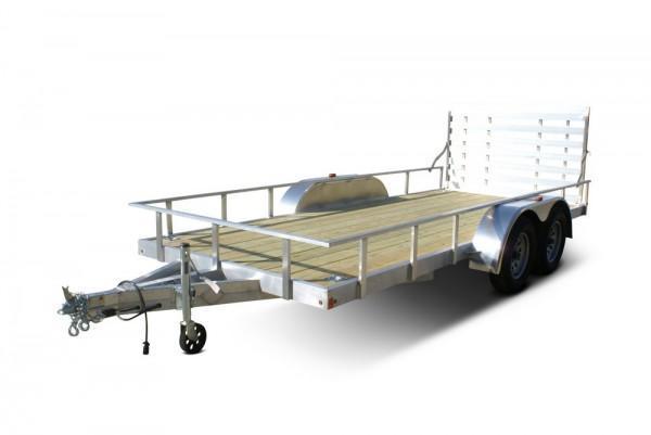 2020 Utility Wood Deck ULS 6.5 x 14