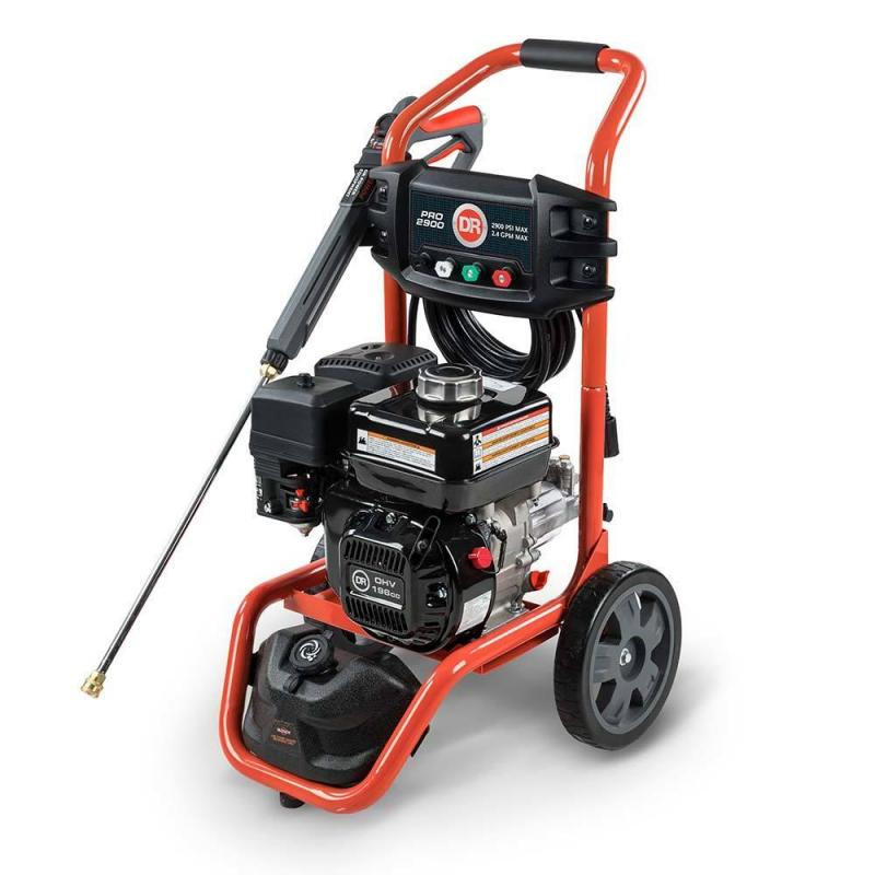 2020 DR Power Equipment Pressure Washer PRO2900
