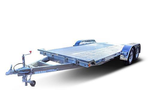 2020 Car Pro 80 x 18 Aluminum Deck Car Hauler 7K