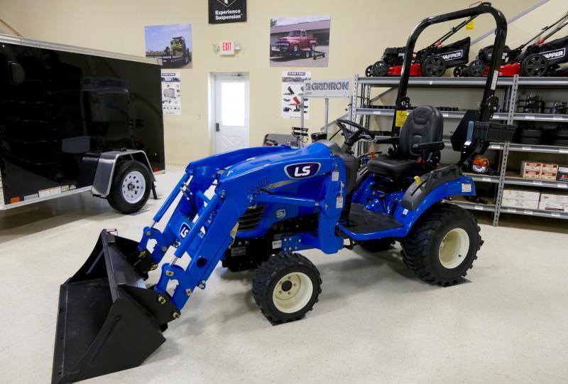 2020 LS Tractors MT125H Sub-compact w/ Ldr HST