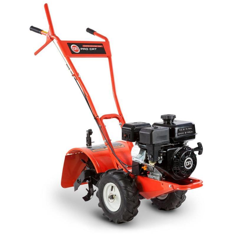 2020 DR Power Equipment Walk Behind Tiller PRO CRT