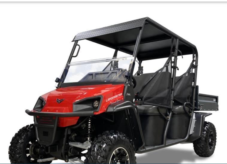 COMING SOON 2021 American LandMaster L7X Sport W/Steel Box