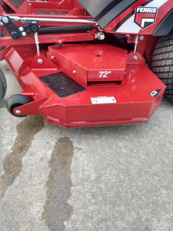 2020 Ferris Mower Zero-Turn ISX3300 DEMO