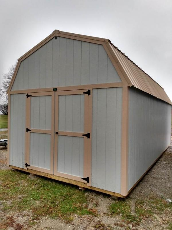 2020 Premier Portable Building ULB Lofted Barn