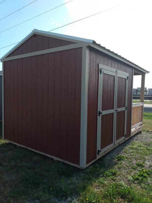 2020 Premier Utility Cabin 10 x 16