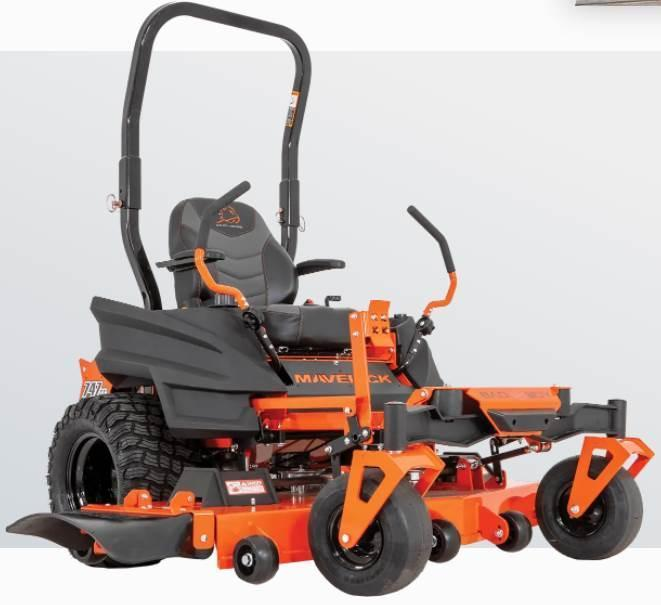 2021 Bad Boy Maverick Lawn Mower