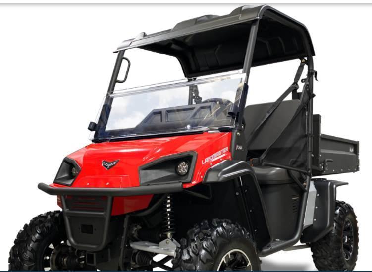 COMING SOON 2021 American LandMaster L7 Sport W/Steel Box