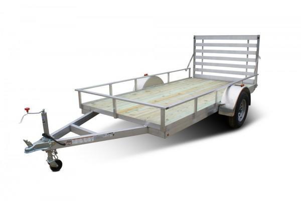 2020 Utility Wood Deck U 72 x 12 RW