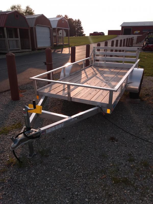 2020 Utility Wood Deck U 5' x 10' RW