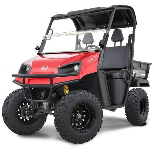 2020 American Landmaster 550 4x4 Steel box w/ Seat Utility Side-by-Side