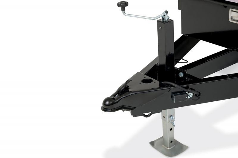 2020 82 x 14 Sure-Trac Telescopic Dump w/ Tarp Kit
