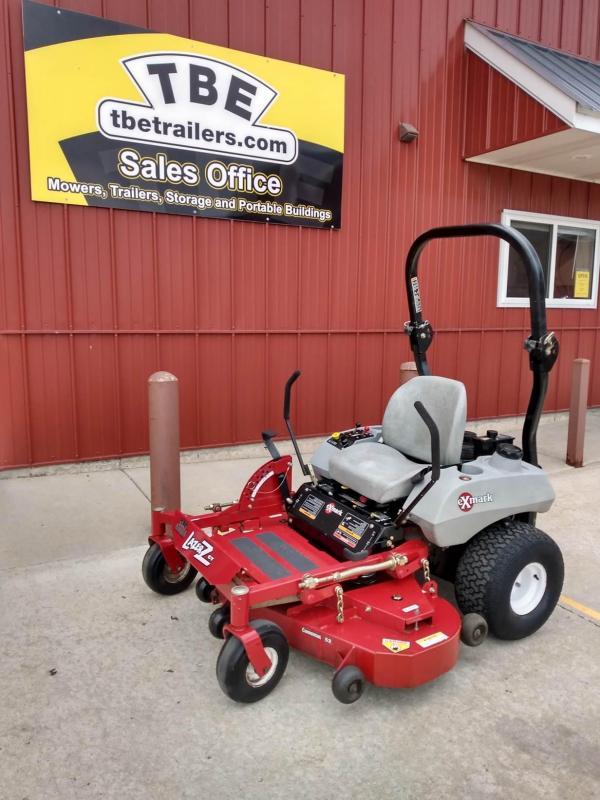 2005 USED Exmark Lazer Z CT Lawn Mower