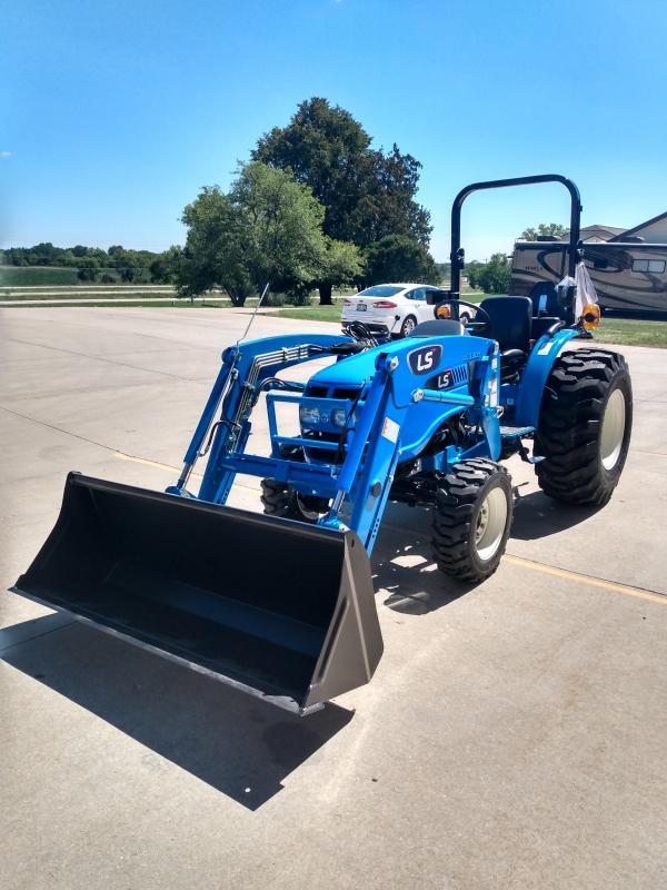 2021 LS Tractor MT225HE DEMO