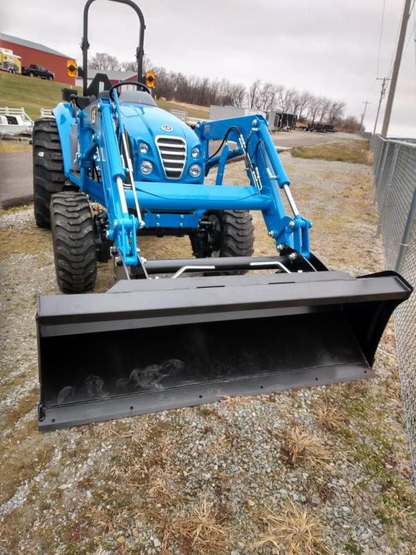 2020 LS Tractor MT345HE Compact w/Ldr HST