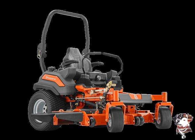 2020 Husqvarna Z554X Lawn Mowers