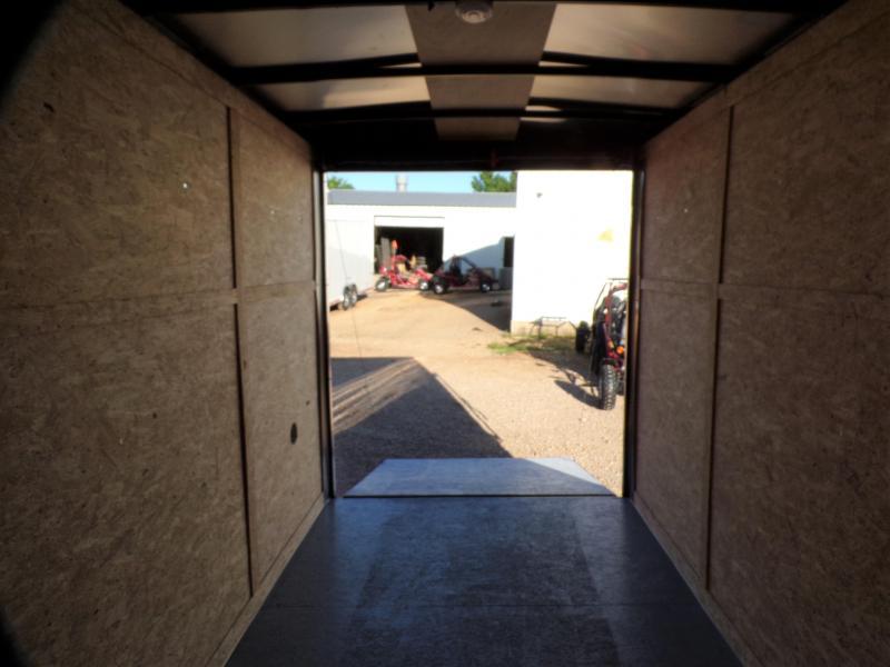 2022 Pace American 6 x 12 Journey TA Cargo Trailer