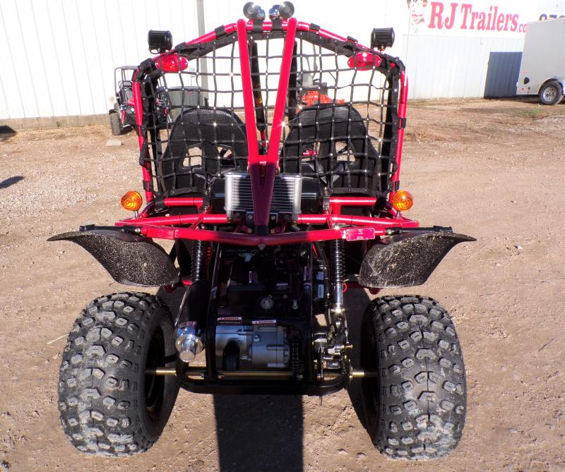 2021 Bennche GK200A Sport Go Cart