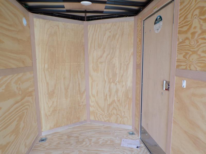 2021 Cargo Mate 6 x 12 E-Series TA Enclosed Cargo Trailer