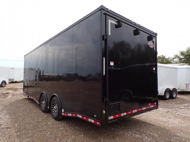 2021 Continental Cargo 8.5 x 24 NS Car / Racing Trailer